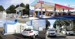 11 японских компаний объединятся вокруг идеи пропаганды водородных автомобилей