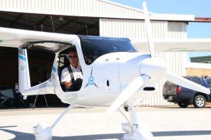 Электросамолет Pipistrel начал проходить испытания в Австралии