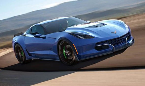 Легендарный Chevrolet Corvette получит полностью электрическую версию