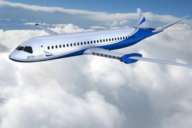 Норвегия намерена полностью перевести свои самолеты на электричество