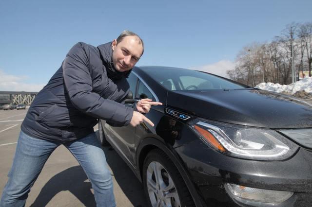 400 км на одном заряде: украинский обзор Chevrolet Bolt