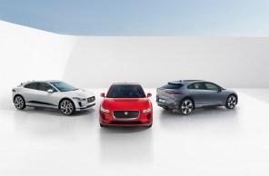 Jaguar I-PACE: все подробности о новом электрокроссовере