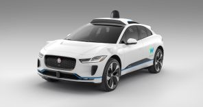 Waymo купит у Jaguar 20 тысяч I-PACE в качестве новых автопилотов