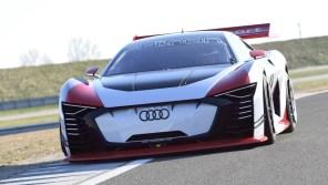 Точь-в-точь, как в игре: Audi выпустила спортивный электрокар e-tron Vision Gran Turismo