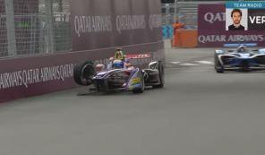 Видео: самые интересные моменты гонки Formula E в Париже