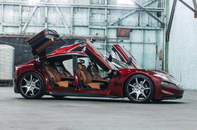 Фискер подтвердил намерение выпустить бюджетный электромобиль за $40 000