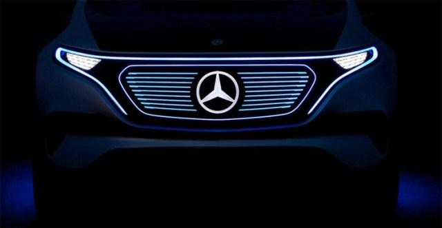 Mercedes готовит полностью электрический седан S-класса