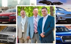 4 электромобиля, из них 3 Tesla: семья одесского чиновника порадовала налоговую своей декларацией