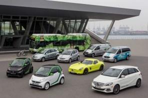 Статистика: Германия впервые обогнала Норвегию по количеству проданных электромобилей