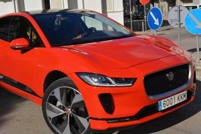 Португальский тест-драйв Jaguar i-Pace: экспертная проверка на зарядку