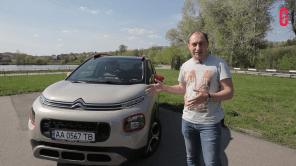 Видео: сюрпризы от француза - обзор нового Citroen C3 Aircross