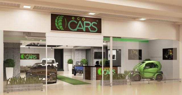 Автосалоны по продаже электромобилей