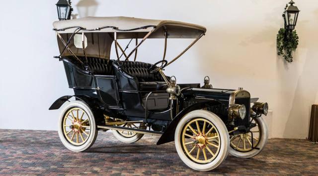 Коллекция на ,2 млн: ушли с молотка 300 экспонатов крупнейшего частного музея Ford' data-recalc-dims='1