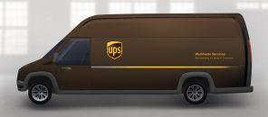 UPS заказали сразу тысячу электрогрузовиков Workhorse