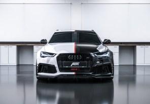 Ателье ABT переключилось на электромобили: электрическую Audi RS6 прокачали до 1000 л.с.