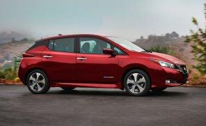 Стали известны подробности о новом Nissan Leaf E-Plus с увеличенным пробегом