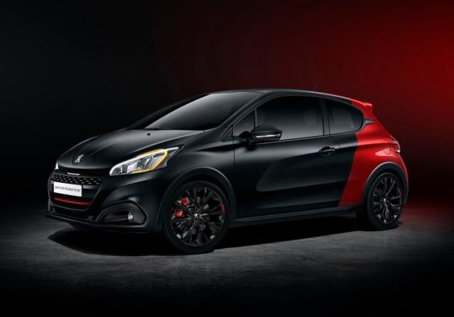 """""""Заряженная"""" версия Peugeot 208 GTi станет электрической"""