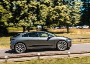 Вместо тысячи литров: Jaguar создал приложение, которое подсчитывает реальную выгоду от езды на электромобиле I-PACE