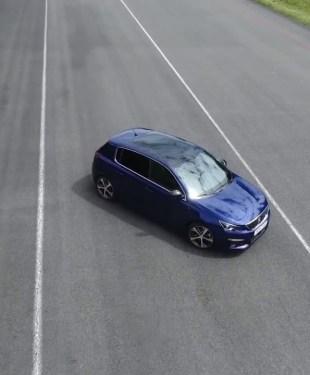 Ракета для семьи - обзор Peugeot 308 SW GT Line