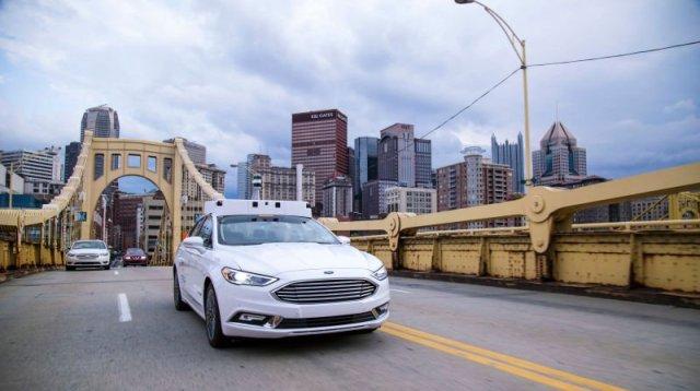 Ford создал отдельное подразделение по разработке автопилота и потратит на него $4 миллиарда