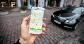 Больше 100 тысяч пассажиров: компания Taxify отчиталась о перезапуске в Киеве