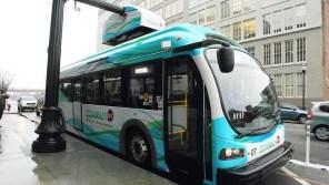 ДТЭК планирует начать развозку шахтеров на электробусах