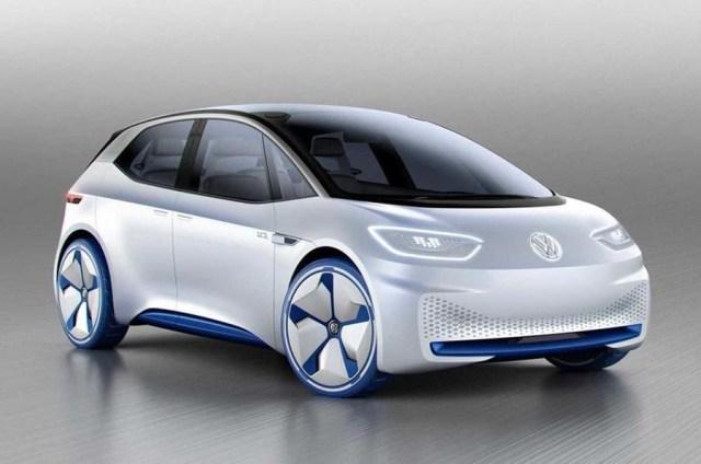 """Никакого компромисса: Volkswagen переведет """"заряженную"""" R-серию на электротягу"""