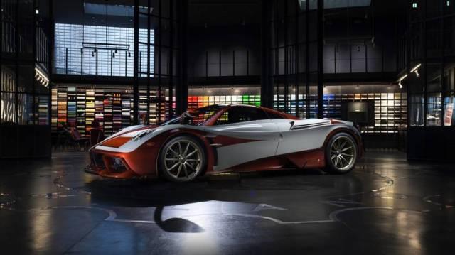 Не устояли перед трендом: Pagani выпустит полностью электрический суперкар