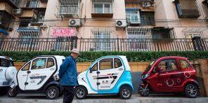 Статистика: на Китай приходится 50% мирового объема продаж электромобилей
