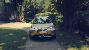 Электрокроссовер будущего: в BMW показали концепт Vision iNext. Фото, видео