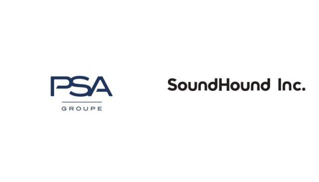 Автомобили Groupe PSA с 2020 года будут оборудованы умным помощником от SoundHound