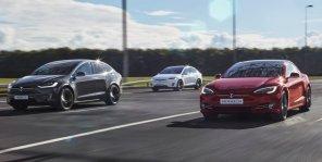 Назван ТОП-3 самых продаваемых электромобилей и гибридов в Украине