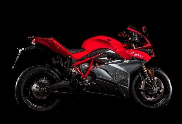 Электробайк от Energica: итальянцы представили новенький Ego Sport Black