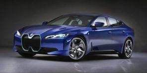 Конкурент Tesla: BMW разрабатывает новый i4 с запасом хода в 600 км