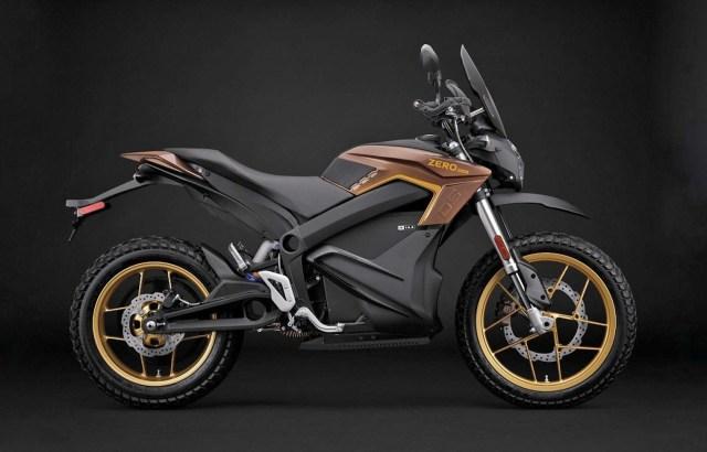 Зарядка за час и запас хода в 360 км: Zero представила новые модели электромотоциклов