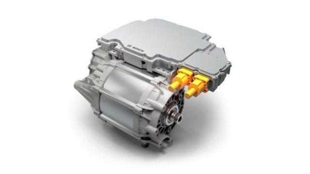 Система eCityTruck от Bosch: строить элетрогрузовики еще не было так просто