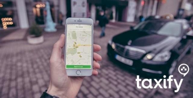 Инновации: клиенты Taxify будут видеть точную стоимость поездки еще до заказа