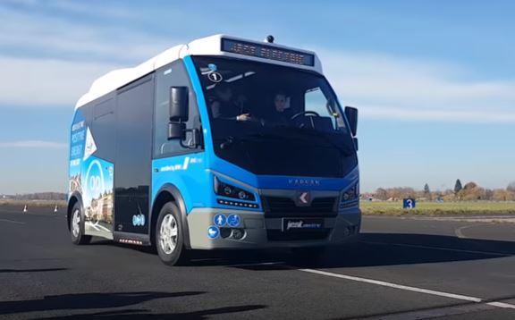 Видео дня: Karsan выпустил электроавтобус с начинкой от BMW i3