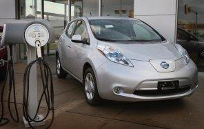 Украинский рынок электромобилей: доля Nissan Leaf начала уменьшаться