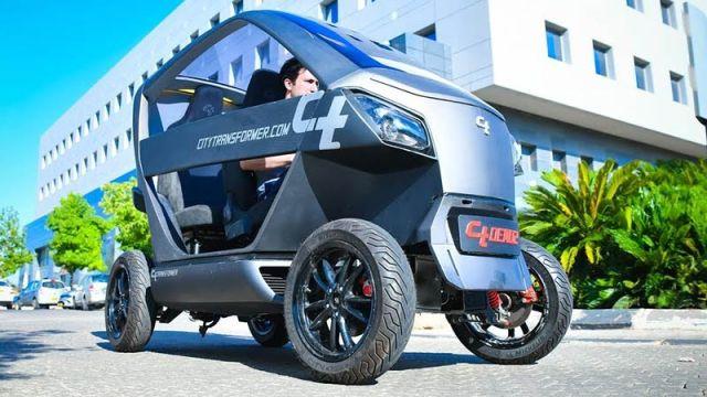 200 км на одном заряде: в Израиле создали электромобиль, которому не страшны пробки