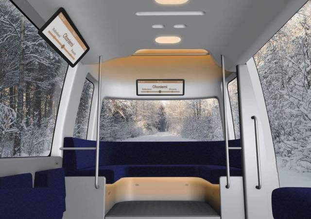 Жаро-снего-дождеход: японцы разработали беспилотный автобус Gacha для суровых погодных условий
