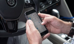 Владельцы Volkswagen смогут управлять автомобилями через iPhone