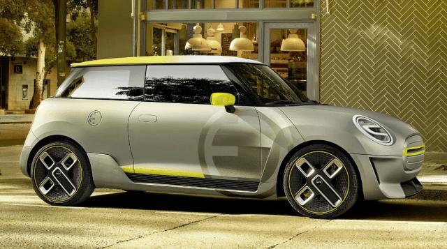 BMW инвестирует миллионы в производство аккумуляторов для своих электрических Mini
