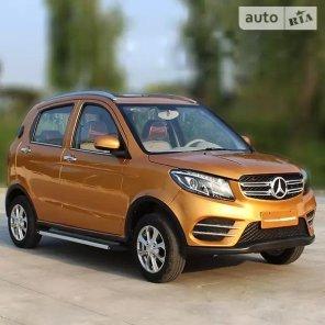 От $10 000: Электрический клон Mercedes из Китая доехал до Украины