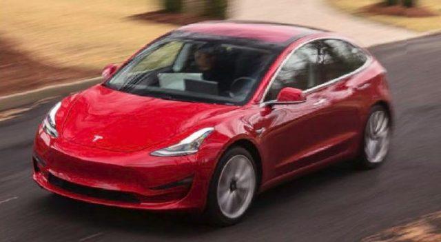 Tesla Model C: опубликованы первые изображения самого маленького электромобиля марки