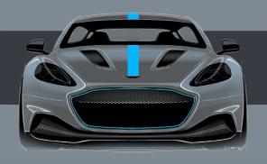 Rapide E: секреты первого полностью электрического Aston Martin раскрыты