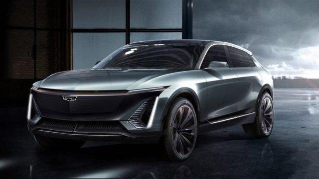 В GM проговорились об электромобильных планах: пикап Sierra и неназванный кроссовер