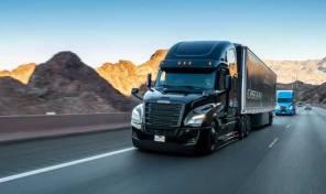 В Daimler готовы запустить в эксплуатацию первый частично беспилотный грузовик уже в 2019 году