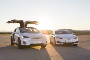 Это рекорд: Прокатная контора AVIS пополнила свой автопарк 280 электромобилями Tesla