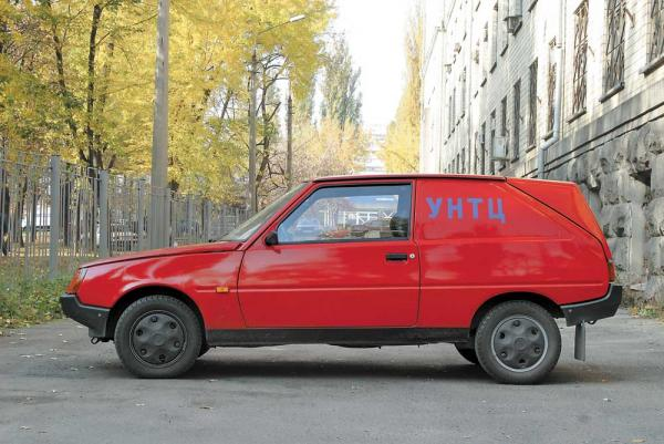 00 за авто: стали известны подробности о первом украинском электромобиле